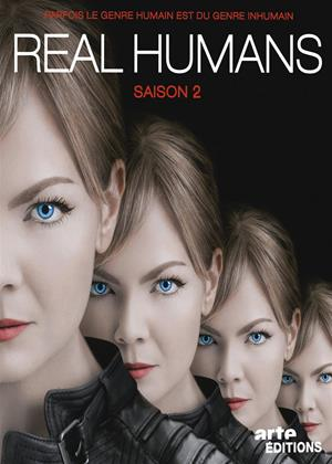Real Humans: Series 2 Online DVD Rental
