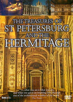 The Treasures of St Petersburg and the Hermitage Online DVD Rental