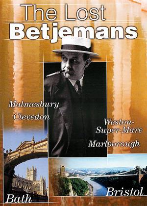 Rent The Lost Betjemans Online DVD Rental