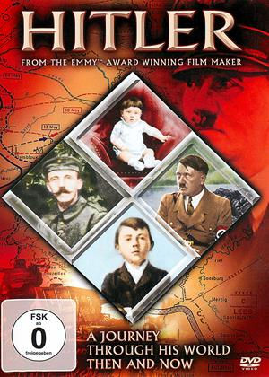 Hitler: A Journey Through His World Then and Now Online DVD Rental