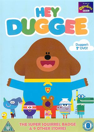 Hey Duggee: The Super Squirrel Badge and Other Stories Online DVD Rental