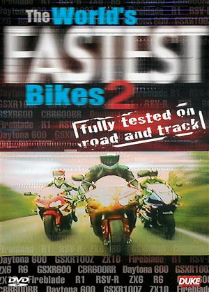 The World's Fastest Bikes 2 Online DVD Rental