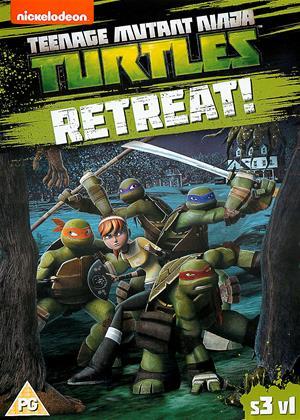 Rent Teenage Mutant Ninja Turtles: Retreat!: Series 3: Vol.1 Online DVD Rental