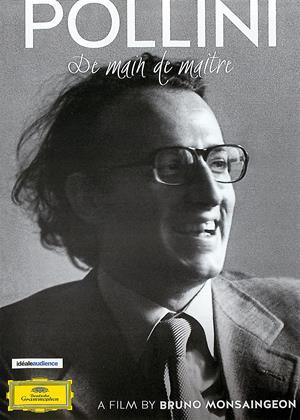 Maurizio Pollini: De Main De Maitre Online DVD Rental