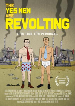 The Yes Men Are Revolting Online DVD Rental