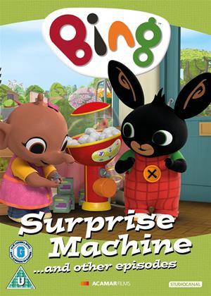 Bing: Surprise Machine and Other Episodes Online DVD Rental