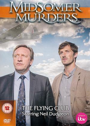 Midsomer Murders: Series 16: The Flying Club Online DVD Rental