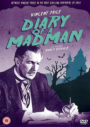 Diary of a Madman Online DVD Rental