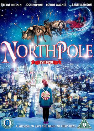 North Pole Online DVD Rental