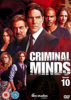 Rent Criminal Minds: Series 10 Online DVD Rental
