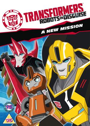 Rent Transformers: Robots in Disguise: A New Mission Online DVD Rental