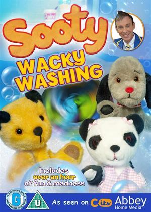 Sooty: Wacky Washing Online DVD Rental
