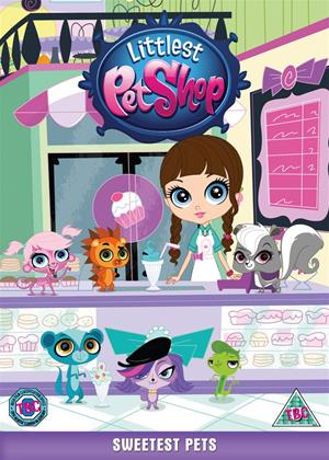 Rent Littlest Pet Shop: Sweetest Pets Online DVD Rental