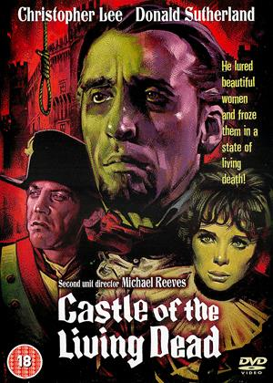 Castle of the Living Dead Online DVD Rental