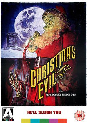 Rent Christmas Evil (aka You Better Watch Out) Online DVD Rental