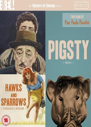 Hawks and Sparrows/Pigsty Online DVD Rental