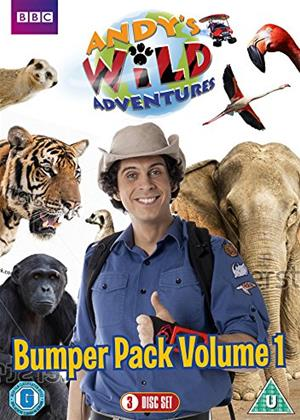 Rent Andy's Wild Adventures: Vol.1 Online DVD Rental