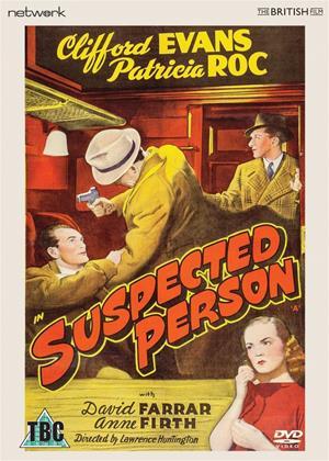 Rent Suspected Person Online DVD Rental