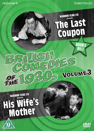 Rent British Comedies of the 1930s: Vol.3 Online DVD Rental