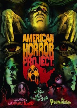 American Horror Project: Vol.1 Online DVD Rental