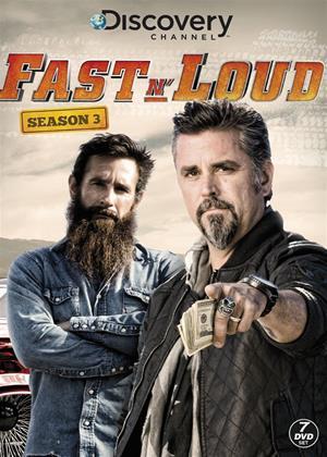 Fast N' Loud: Series 3 Online DVD Rental