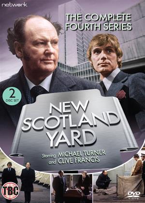 Rent New Scotland Yard: Series 4 Online DVD Rental