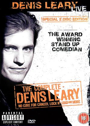 The Complete Denis Leary Online DVD Rental