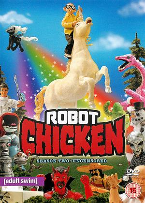 Rent Robot Chicken: Series 2 Online DVD Rental