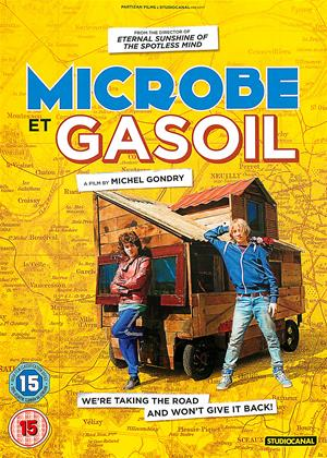 Microbe and Gasoline Online DVD Rental