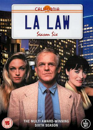 L.A. Law: Series 6 Online DVD Rental