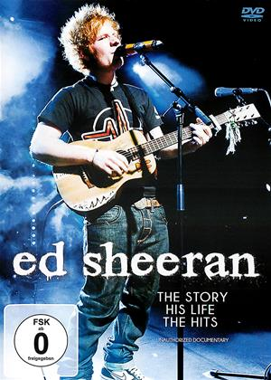 Ed Sheeran: The Story, His Life, the Hits Online DVD Rental