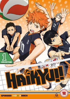 Haikyu!!: Series 1: Part 1 Online DVD Rental