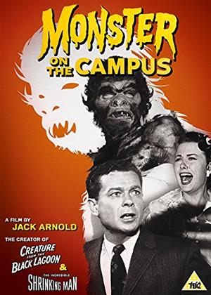Monster on the Campus Online DVD Rental