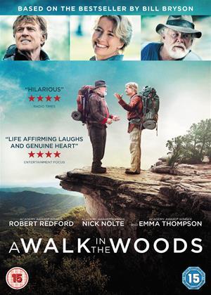 A Walk in the Woods Online DVD Rental