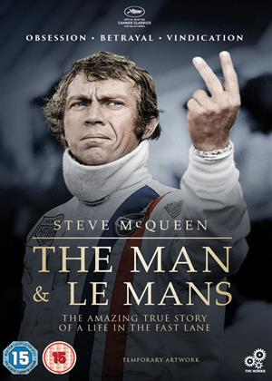 Rent Steve McQueen: The Man and Le Mans Online DVD Rental