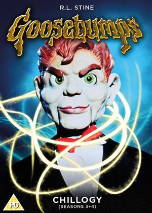 Rent Goosebumps: Chillogy Online DVD Rental