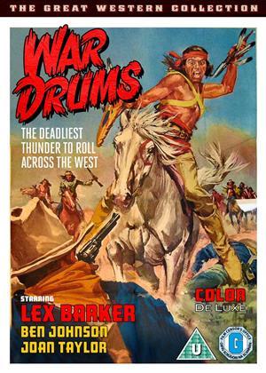 War Drums Online DVD Rental