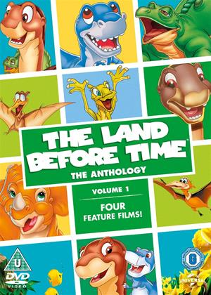Rent The Land Before Time: The Anthology: Vol.1 Online DVD Rental