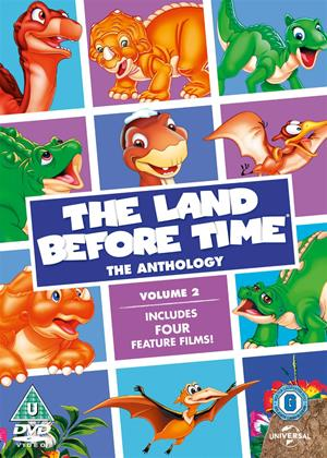 Rent The Land Before Time: The Anthology: Vol.2 Online DVD Rental