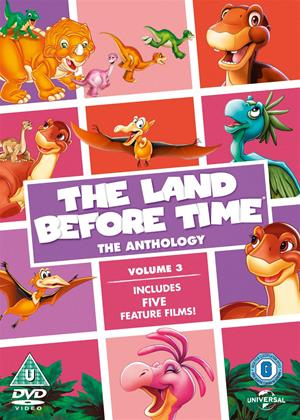 Rent The Land Before Time: The Anthology: Vol.3 Online DVD Rental