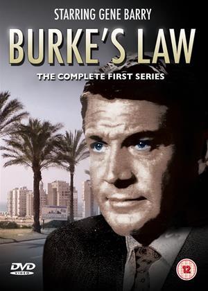 Burke's Law: Series 1 Online DVD Rental