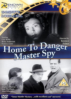 Rent Home to Danger / Master Spy Online DVD Rental