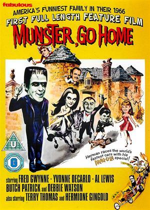 Munster, Go Home Online DVD Rental