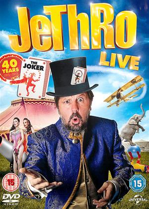 Jethro: 40 Years the Joker: Live Online DVD Rental
