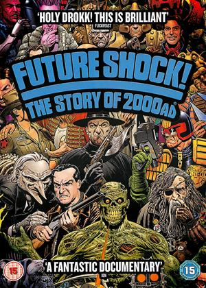 Future Shock!: The Story of 2000AD Online DVD Rental
