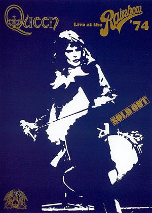 Rent Queen: Live at the Rainbow '74 Online DVD Rental