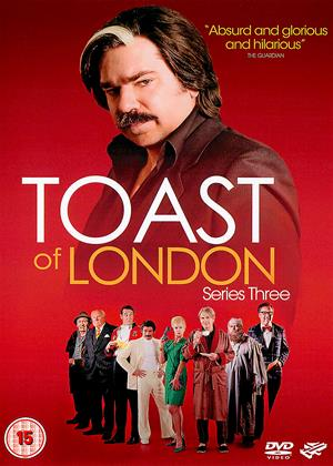 Toast of London: Series 3 Online DVD Rental