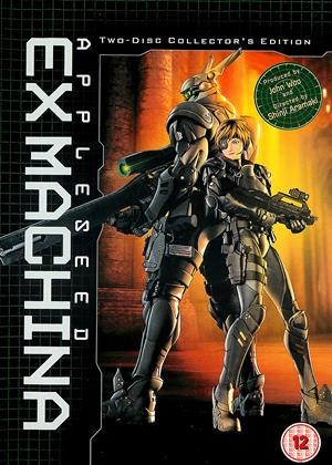 Appleseed: Ex-Machina Online DVD Rental