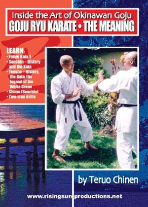 Rent Inside the Art of Okinawan Goju: The Meaning Online DVD Rental