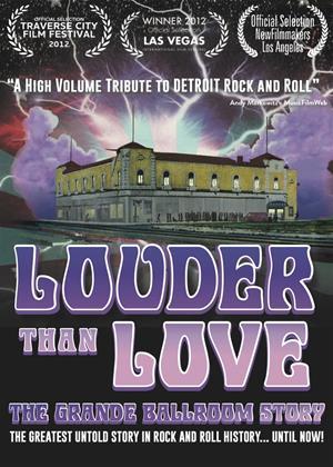 Rent Louder Than Love: The Grande Ballroom Story Online DVD Rental